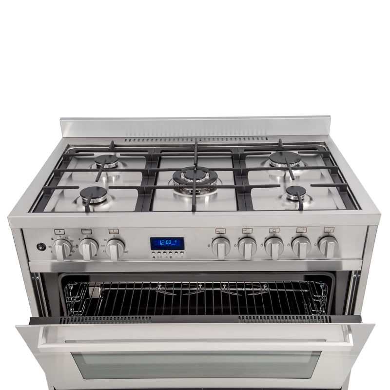 90CM PROFESSIONAL ALL GAS COOKER | Baumatic